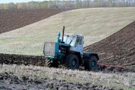 План по подъему зяби выполнен на всей территории Белоруссии