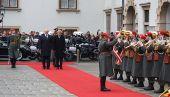 Проходит визит Александра Лукашенко в Вену