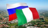 Сергей Лавров: с Италией отношения развиваются хорошо