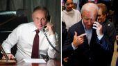 Владимир Путин провел телефонный разговор с американским коллегой