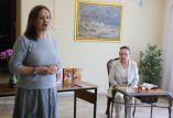 Писательница Ирина Грицук поспорила с лидером писательской организации