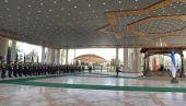 Садыр Жапаров начал государственный визит в Ташкент