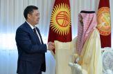 Садыр Жапаров принял Посла Саудовской Аравии