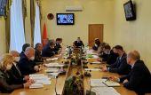 Чиновники белорусского АПК обсудили сотрудничество с Таджикистаном