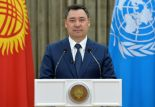 Президент Кыргызстана Садыр Жапаров выступил на 77-й сессии ЭСКАТО ООН