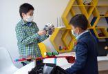 Президент Садыр Жапаров посетил Республиканскую детскую инженерно-техническую академию «Алтын түйүн»