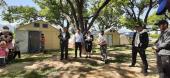 Садыр Жапаров назначил спецпредставителя по восстановлению сел Баткенской области