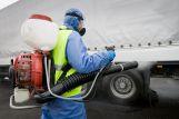 Транспортные средства при въезде в Белоруссию будут отправляться на дезинфекцию