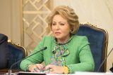 В. Матвиенко: Россия должна стать одним из лидеров мировой экологической повестки