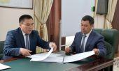 Президент Кыргызстана принял мэра города Ош