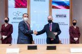 Между Эрмитажем и музеями Катара подписаны меморандумы о взаимопонимании