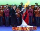 В Москве дан старт эстафете огня зимних Олимпийских игр 2014 года