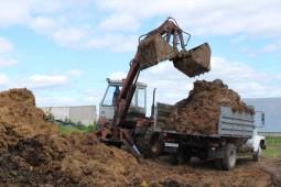 В Белоруссии уже вывезено на поля порядка 30% удобрений под яровой сев следующего года