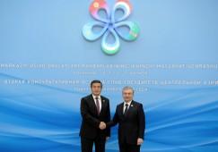 Прошла встреча глав государств Центральной Азии