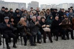 В Бишкеке создадут парк дружбы Кыргызстана и Азербайджана