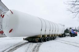 Предприятие УВЗ поставило компании «НОВАТЭК-Челябинск» оборудование для завода СПГ