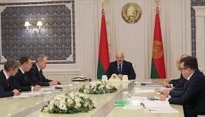Александр Лукашенко провел совещание по экспорту нефтепродуктов