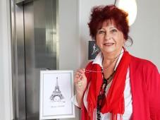 Российская писательница участвовала в международном фестивале в Париже