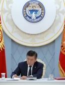 В Кыргызстане- чрезвычайная ситуация в связи с коронавирусом