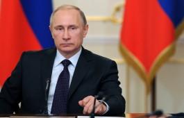 Владимир Путин объявил о неделе выходных и новом налоге