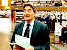 Книга Марселя Салимова получила признание в Англии