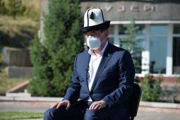 В Бишкеке прошли мероприятия в память погибших от коронавируса