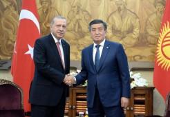 Президент Кыргызстана провел телефонный разговор с турецким коллегой