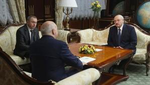 Лукашенко: Россия и Белоруссия продвинулись в решении накопившихся проблем