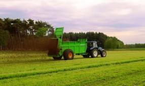 Внесение органических удобрений под яровой сев будущего года в Белоруссии набирает обороты