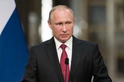 Владимир Путин поздравил налоговиков
