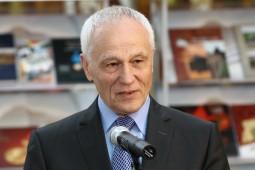 Григорий Рапота: Минская книжная выставка должна сохранять свои традиции