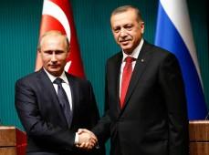 Владимир Путин провел телефонный разговор с коллегой из Турции
