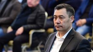 Садыр Жапаров в преддверии госвизита в Казахстан дал интервью МИА «Казинформ»