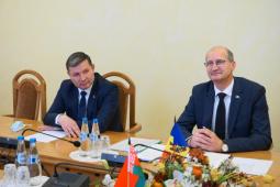 Представители Белоруссии и Молдавии обсудили сотрудничество в АПК