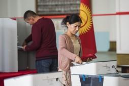 Будет рассмотрен новый закон Кыргызстана о выборах