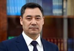 Садыр Жапаров обратился к народу по случаю 11-й годовщины июньских событий