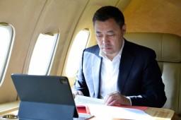 Завершился официальный визит Президента Садыра Жапарова в Турцию